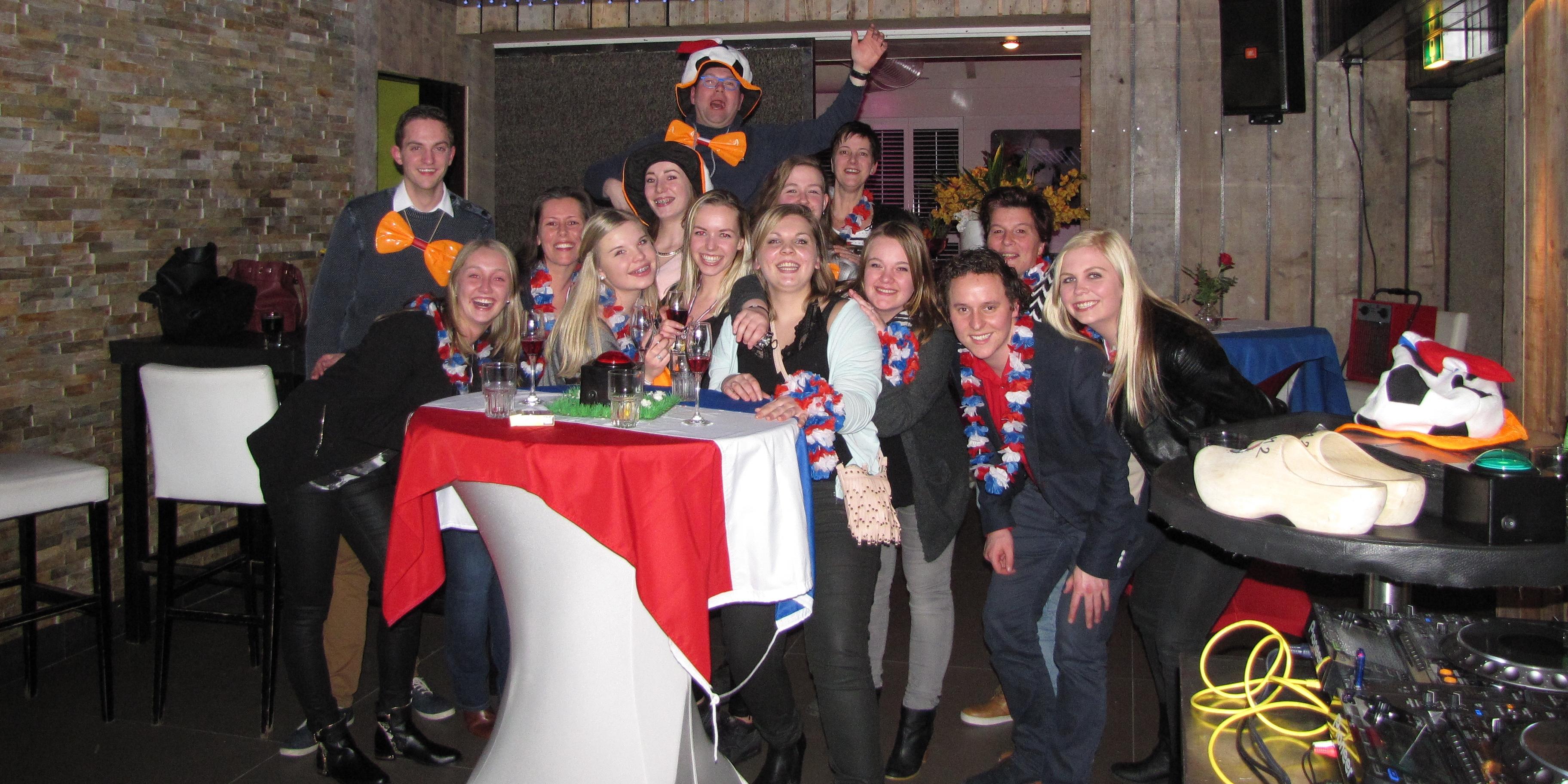 Ik hou van Holland bedrijfsuitje