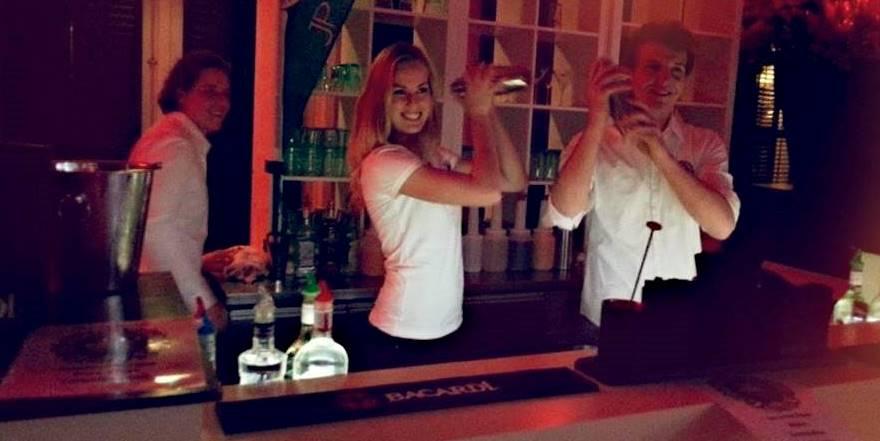 JP cocktail caering voor ieder feest een lekkere cocktails