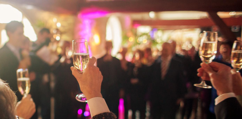 Organiseren bedrijfsfeesten, evenementen of een bedrijfsuitje